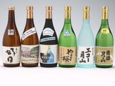 1月日本酒